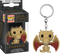 Funko Pocket Pop! Keychain - Game of Thrones - Viserion - The Amazing Collectables