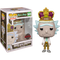 Funko Pop! Rick and Morty - King Of S#!+ Exclusive Collector Box - The Amazing Collectables