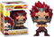 Funko Pop! My Hero Academia - Eijiro Kirishima Metallic #606 - The Amazing Collectables
