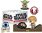 Funko Pop! Star Wars Episode V: The Empire Strikes Back - Dagobah Face-Off Smugglers Bounty Subscription Box  - The Amazing Collectables