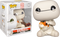 "Funko Pop! Big Hero Six - Baymax with Mochi 6"" Super Sized #988 - Chase Chance - The Amazing Collectables"