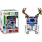 Funko Pop! Star Wars - R2D2 with Antlers Christmas Holiday #275