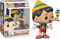 Funko Pop! Pinocchio - Pinocchio with Jiminy Cricket #617 - The Amazing Collectables