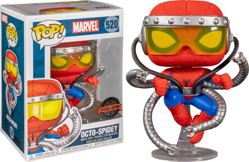 Funko Pop! Spider-Man - Octo-Spidey