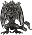 "Funko Pop! Game of Thrones - Rhaegal Iron 6"" Super Sized - The Amazing Collectables"