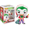 Funko Pop! Batman - Joker as Santa Holiday #358 - The Amazing Collectables