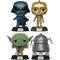 Funko Pop! Star Wars - Ralph McQuarrie Collection - Bundle (Set of 4) - The Amazing Collectables