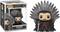 Funko Pop! Game of Thrones - Jon Snow on Iron Throne Deluxe #72 - The Amazing Collectables