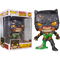 "Funko Pop! Marvel Zombies - Black Panther Zombie 10"" #699 - The Amazing Collectables"