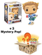 Funko Pop! Mystery Box - Pietro Maximoff #827 (Includes Pietro & 3 Mystery Exclusive Pop! Vinyl Figures) - The Amazing Collectables