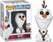 Funko Pop! Frozen 2 - Olaf Diamond Glitter #583 - The Amazing Collectables