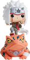 Funko Pop! Rides - Naruto - Jiraiya on Toad #73 - The Amazing Collectables