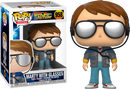 Funko Pop! Back To The Future - Marty McFly with Sunglasses
