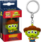 Funko Pocket Pop! Keychain - Pixar - Alien Remix Woody - The Amazing Collectables