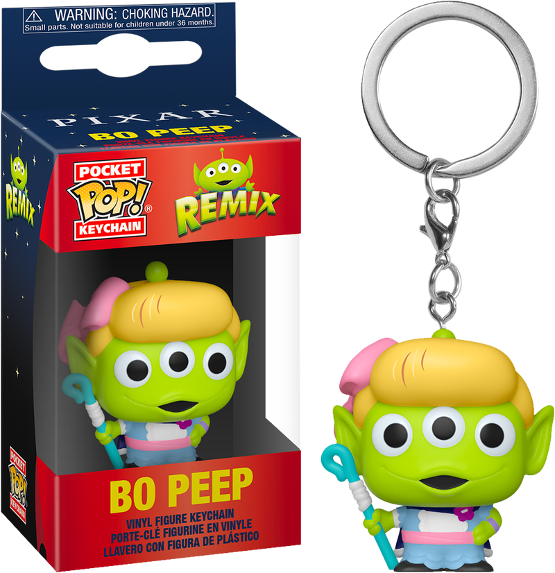 Forky US Exclusive Pocket Pop Funko--Toy Story 4 Keychain RS