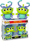 Funko Pop! Pixar - Alien Remix Tuck & Roll - 2-Pack - The Amazing Collectables