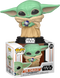 Funko Pop! Star Wars: The Mandalorian - The Child (Baby Yoda) with Control Knob #370 - The Amazing Collectables