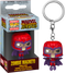 Funko Pocket Pop! Keychain - Marvel Zombies - Magneto Zombie - The Amazing Collectables