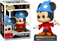 Funko Pop! Walt Disney Archives - Mickey Mouse 50th Anniversary - Bundle (Set of 5) - The Amazing Collectables