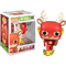 Funko Pop! The Flash - The Flash as Rudolph Holiday #356 - The Amazing Collectables