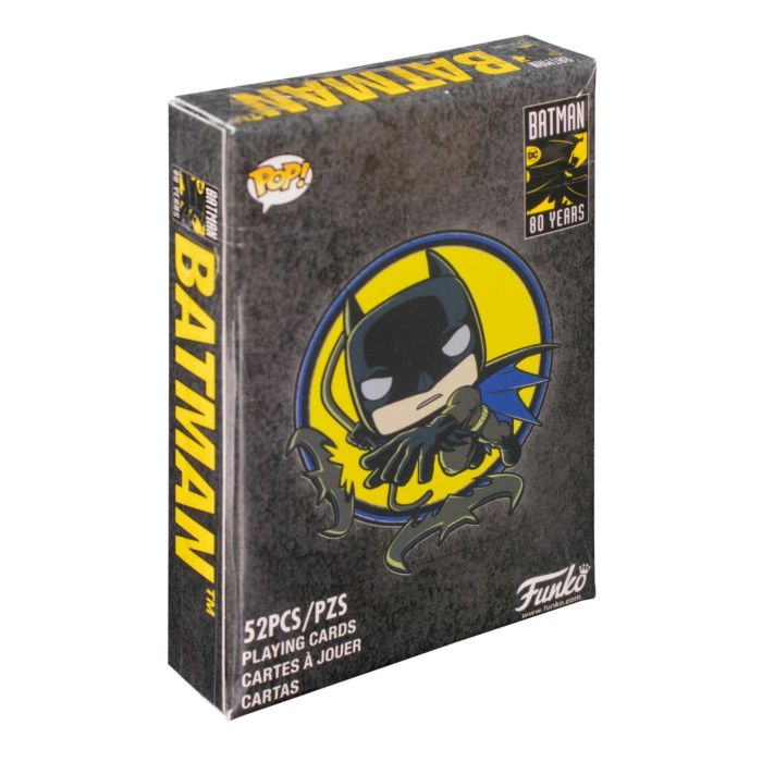 Funko Pop! Batman - 80th Anniversary Exclusive Collector Box - The Amazing Collectables