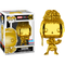 Funko Pop! Marvel Studios: The First Ten Years - Shuri Gold Chrome #393 (2018 Fall Convention Exclusive) - The Amazing Collectables