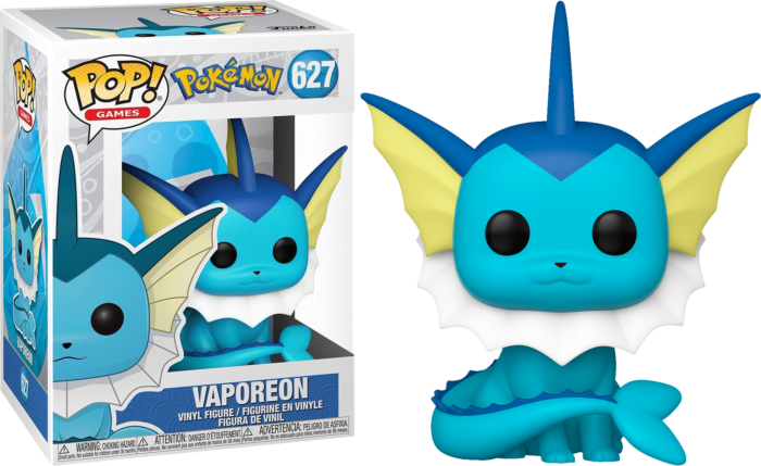 Funko Pop! Pokemon - Vaporeon