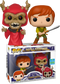 Funko Pop! The Black Cauldron - Taran & Horned King - (2019 SDCC Exclusive) - The Amazing Collectables