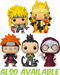 Funko Pop! Naruto: Shippuden - Minato Namikaze - The Amazing Collectables