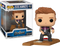 Funko Pop! The Avengers - Hawkeye Victory Shawarma Diorama Deluxe #757 - The Amazing Collectables