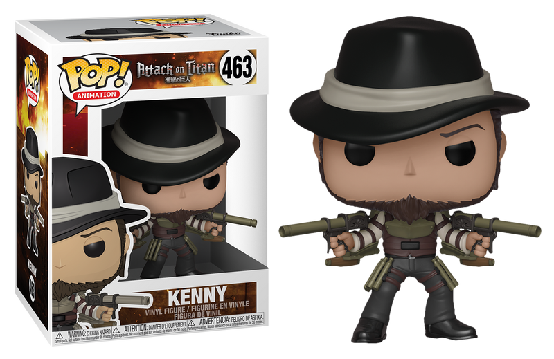 Funko Pop! Attack on Titan - Kenny