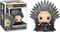Funko Pop! Game of Thrones - Daenerys Targaryen on Iron Throne Deluxe #75 - The Amazing Collectables