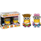 Funko Pop! Despicable Me 3 - Toursit Dave & Tourist Jerry - 2-Pack - The Amazing Collectables