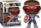 Funko Pop! The Falcon and the Winter Soldier - Captain America Year of the Shield #818 - The Amazing Collectables