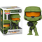 Funko Pop! Halo Infinite - Master Chief with MA40 Assault Rifle #13 - The Amazing Collectables