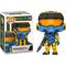 Funko Pop! Halo Infinite - Spartan Mark VII with VK78 Commando Rifle Blue & Yellow #15 - The Amazing Collectables
