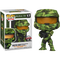 Funko Pop! Halo Infinite - Master Chief with MA40 Assault Rifle Hydro Deco #17 - The Amazing Collectables