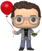 Funko Pop! Stephen King - Stephen King with Red Balloon - The Amazing Collectables