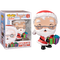 Funko Pop! Peppermint Lane - Santa Claus #01 - The Amazing Collectables