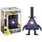 Funko Pop! Gravity Falls - Bill Cipher #243 - Chase Chance - The Amazing Collectables