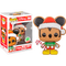 Funko Pop! Mickey Mouse - Gingerbread Mickey Mouse #994 (2020 Funko Holiday Exclusive) - The Amazing Collectables