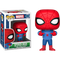 Funko Pop! Spider-Man - Spider-Man in Ugly Christmas Sweater #397 - The Amazing Collectables