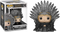 Funko Pop! Game of Thrones - Cersei Lannister on Iron Throne Deluxe #73 - The Amazing Collectables