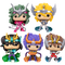 Funko Pop! Saint Seiya: Knights of the Zodiac - Cosmo Cloths - Bundle (Set of 5) - The Amazing Collectables