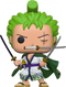 Funko Pop! One Piece - Roronoa. Zoro with Swords - The Amazing Collectables