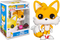 Funko Pop! Sonic the Hedgehog - Tails Flocked #641 - The Amazing Collectables