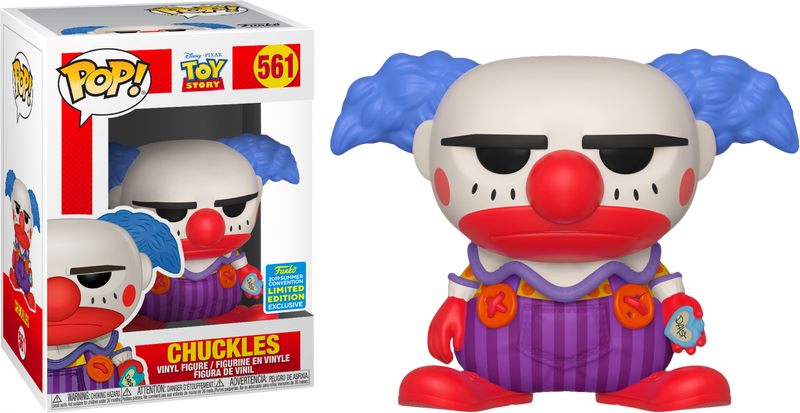 Funko Pop! Toy Story 3 - Chuckles