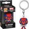 Funko Pocket Pop! Keychain - Marvel: Lucha Libre Edition - El Aracno Spider-Man - The Amazing Collectables