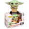 Funko Pop! Star Wars: The Mandalorian - The Child (Baby Yoda) with Necklace #398 (2020 Fall Convention Exclusive) - The Amazing Collectables