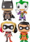 Funko Pop! Batman - Imperial Palace - Bundle (Set of 4) - The Amazing Collectables